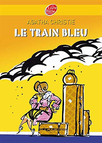 9782013226868: Le train bleu (French Edition)