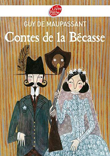 9782013227810: Contes De LA Becasse (French Edition)