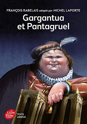 9782013227933: Gargantua et Pantagruel (Le Livre de Poche Jeunesse)