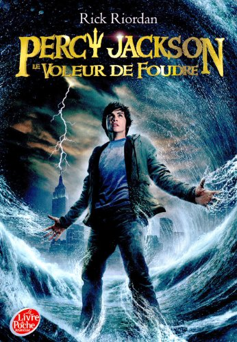 9782013228176: Percy Jackson, Tome 1 : Le voleur de foudre
