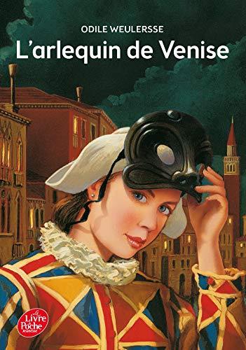 9782013228374: L'arlequin de Venise