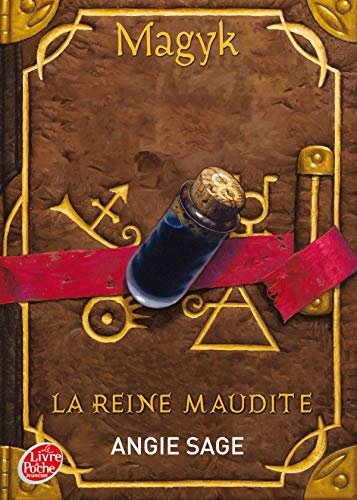 9782013228626: Magyk, Tome 3 : La reine maudite