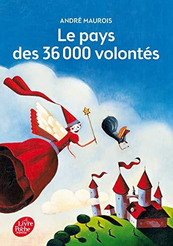 9782013228664: Le pays des 36 000 volontés (Le Livre de Poche Jeunesse)