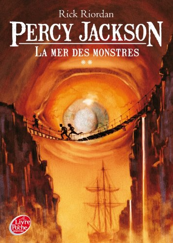 Percy Jackson 2/LA Mer DES Montres (French Edition) (2013229321) by Rick Riordan