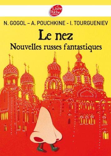 9782013229333: Le nez (French Edition)