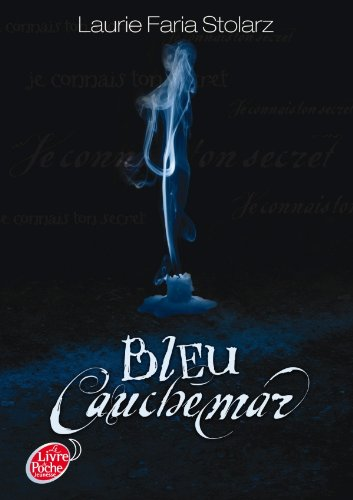 9782013229579: Bleu Cauchemar (French Edition)