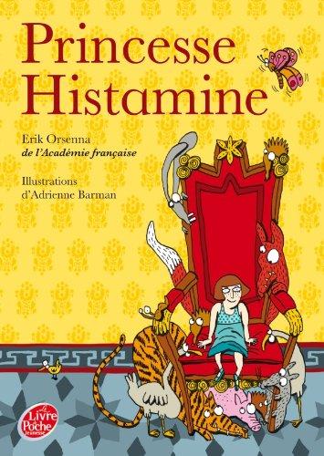 9782013232869: princesse histamine