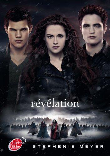 9782013235365: Saga Twilight - Tome 4 - Revelation (avec affiche en couverture) (Livre de Poche Jeunesse)