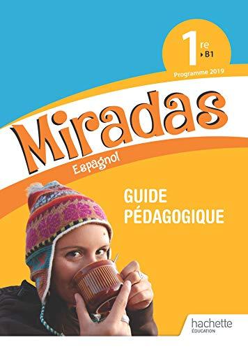 9782013236096: Miradas 1ère - Livre du professeur - Ed. 2019
