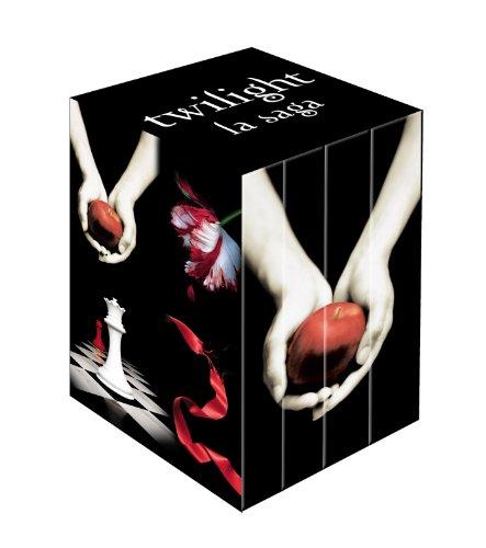 9782013238083: Twilight coffret poche (Livre de Poche Jeunesse)