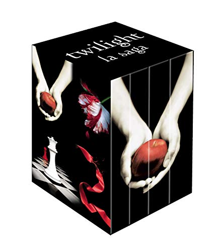 9782013238083 Twilight Coffret En 4 Volumes Tome 1
