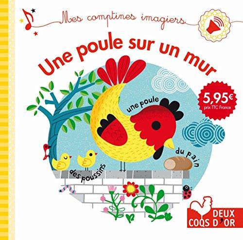 9782013238601: Une poule sur un mur - livre sonore (Livres sonores)