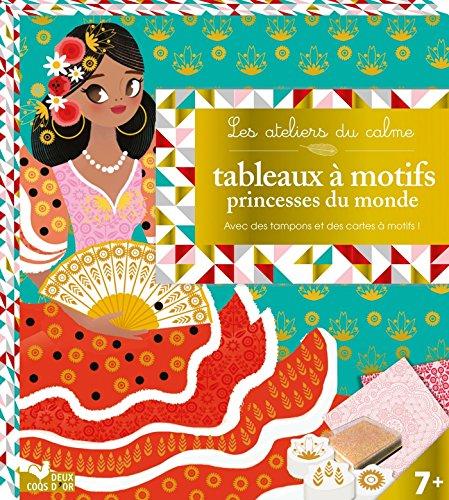 Tableaux à motifs - Princesses du monde
