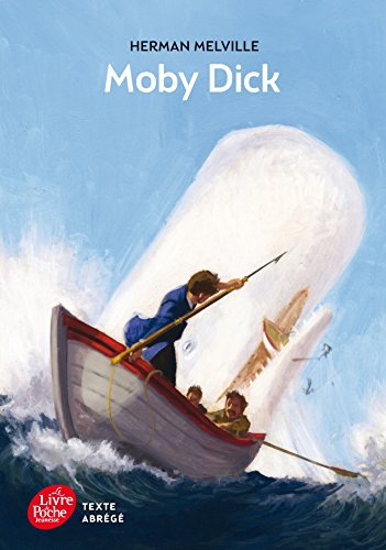 9782013239509: Moby Dick - Texte Abrege 2014