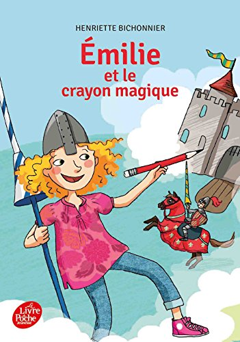 9782013285155: Emilie et le crayon magique - collection cadet
