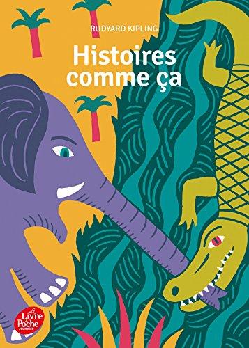 9782013285162: Histoires comme ça - collection cadet (Livre de Poche Jeunesse)