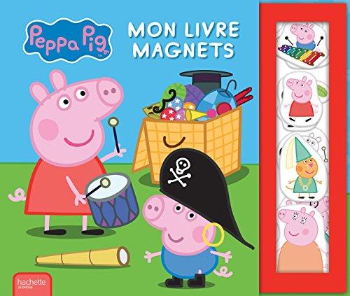 9782013302272: Peppa pig : Livre magnets