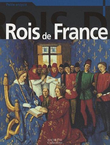 9782013304818: Les Rois de France