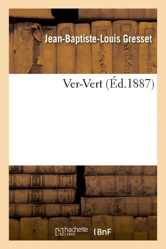 9782013344708: Ver-Vert (Litterature) (French Edition)