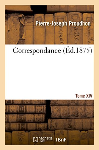 9782013400947: Correspondance. Tome XIV (Sciences Sociales) (French Edition)