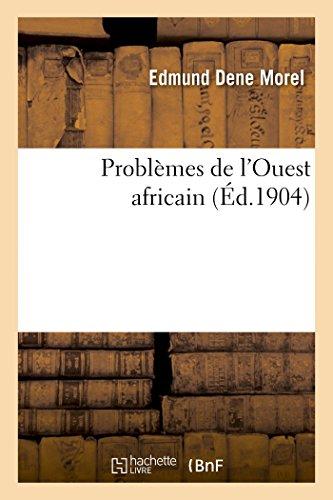 9782013429641: Problèmes de l'Ouest africain