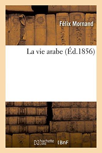 9782013429740: La vie arabe