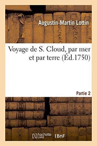 Voyage de S. Cloud, par mer et: LOTTIN-A-M