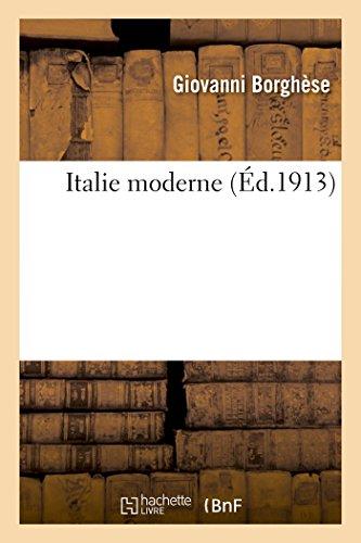 Italie Moderne: Borghese-G