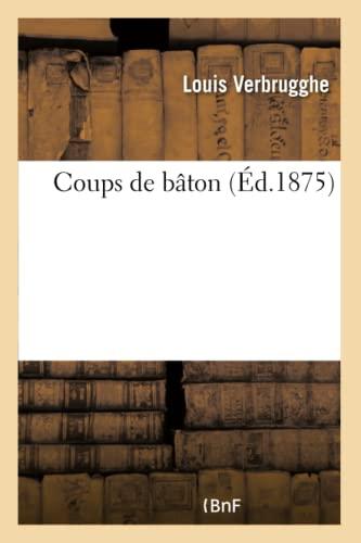 9782013659727: Coups de bâton