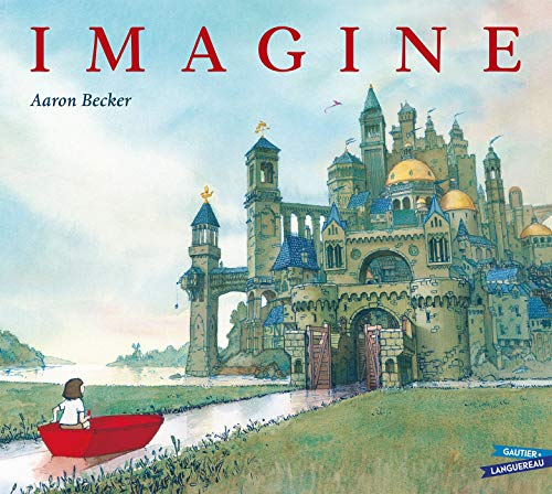9782013831574: Imagine [ French version of Journey ] en francais (French Edition)