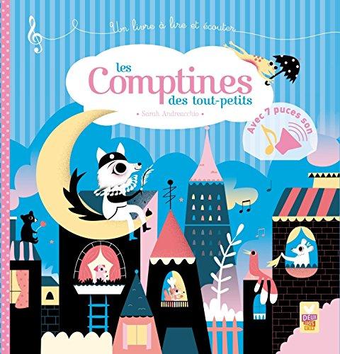 COMPTINES DES TOUT-PETITS (LES): ANDREACCHIO SARAH