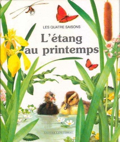 9782013905541: L'Etang au printemps