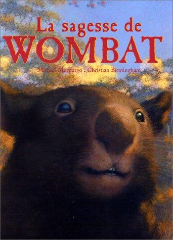 9782013908047: La sagesse de Wombat
