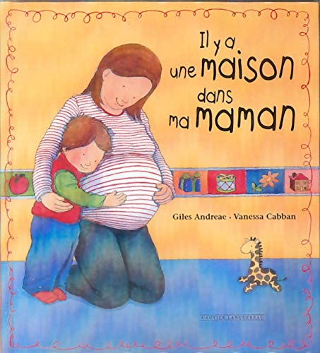 9782013908702: Il y a Une Maison Dans Ma Maman (French Edition)