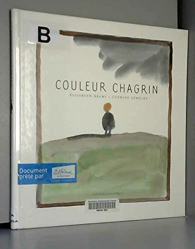 9782013908917: Couleur chagrin