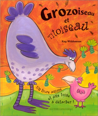 9782013909198: Grozoiseau et Titoiseau