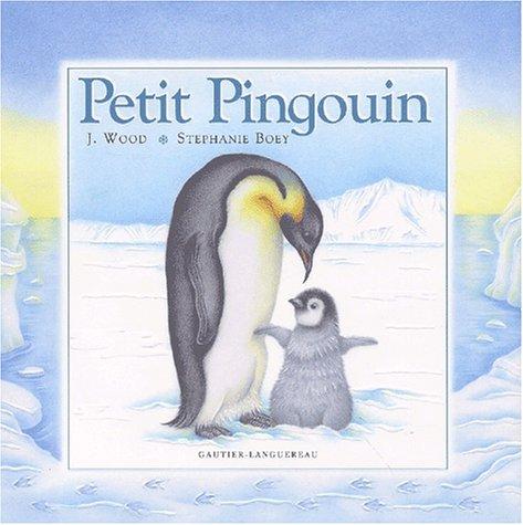 9782013909501: Petit pingouin (Livre relief)