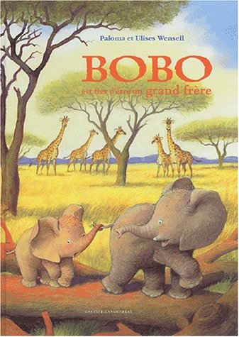 9782013909808: Bobo est fier d'être un grand frère