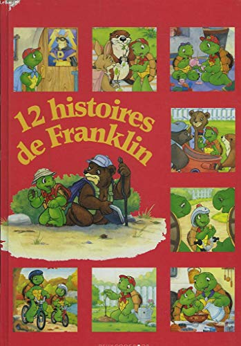 9782013910507: 12 histoires de franklin volume 2