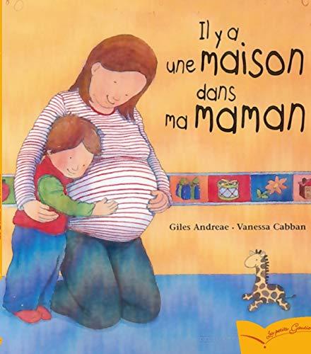 9782013913263: Pg 1 - Il y a Une Maison Dans Ma Maman (Les petits Gautier)