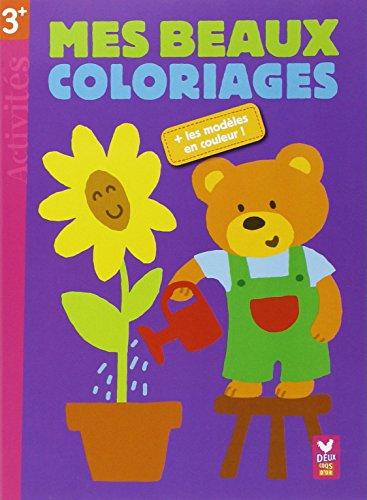 9782013917421: Mes beaux coloriages