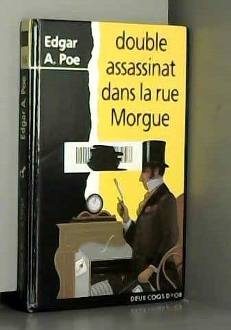 9782013919784: Double assassinat dans la rue morgue