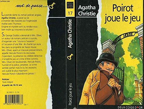 9782013919937: Poirot Joue Le Jeu
