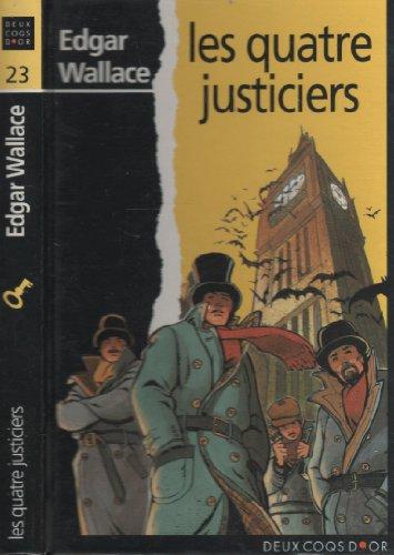 9782013920919: Les quatre justiciers