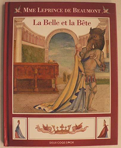 9782013921527: La belle et la bete (2 Coqs His.Cont)