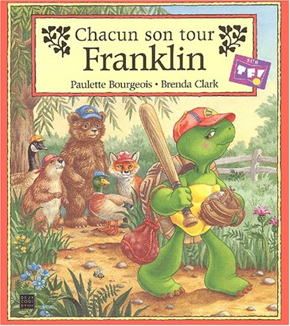 9782013925709: Chacun son tour, Franklin
