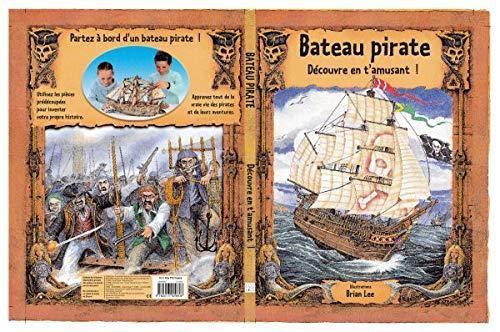 9782013929608: Bateau pirate : Découvre en t'amusant !