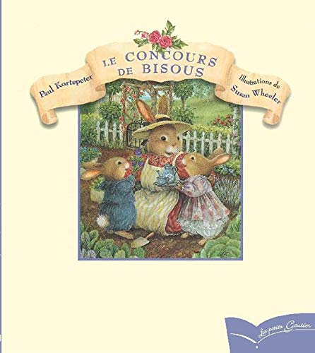 Pg 50 Le Concours de Bisous (Les Petits Gautier) (English and French Edition) (2013930240) by Paul Kortepeter