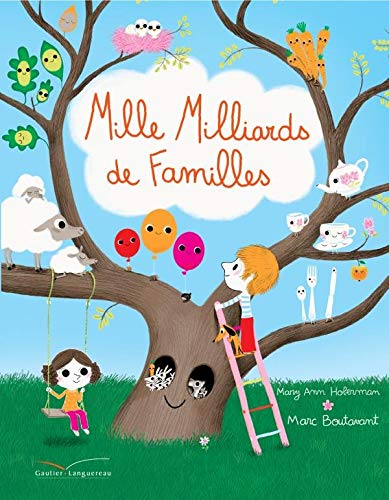 9782013931168: Mille Milliards de Familles (Albums) (French Edition)