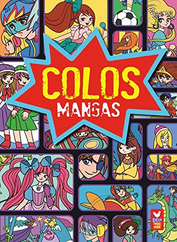 9782013932028: Colos mangas (French Edition)